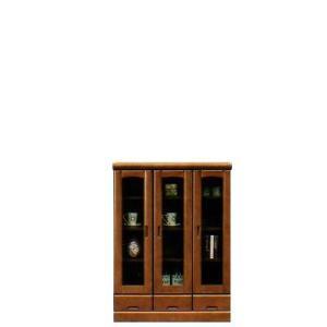 シェルフ 棚 本棚 書棚 コミック 木製 シンプル チェスト 90cm幅ミドルボード フレンド cestlavie