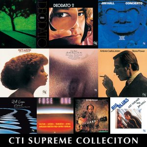 CTI SUPREME COLLECTION 第1期[CD]