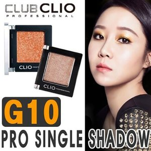 SNSで話題メール便送料無料CLIO PRO SINGLE SHADOW G10 CLIOクリオ 韓...