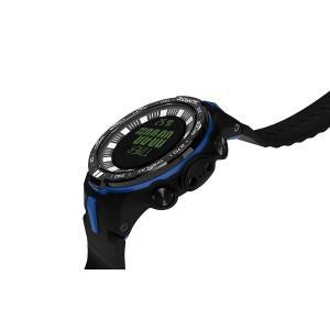 ab40469b8f SUNROAD メンズ デジタル腕時計 防水腕時計 50メートル防水 ブラック大文字盤 ストップウオッチ アラーム LED バックライト タ