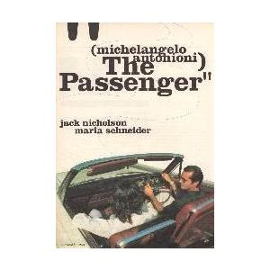 映画チラシ/さすらいの二人 (Jニコルソン)-97R- A 車に乗る男女