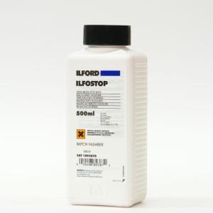 色彩指示フィルム・印画紙兼用 停止液  ILFOSTOP(イルフォストップ) 10リットル用|cgc-webshop