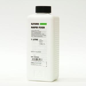 フィルム・印画紙兼用 迅速無硬膜酸性定着剤  RAPIDFIXER1(ラピッドフィクサー) 5リットル用|cgc-webshop