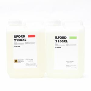 ILFOLAB2150RC専用現像・定着液セット  2150XLDEVFIXKIT 3リットル用 業務用|cgc-webshop