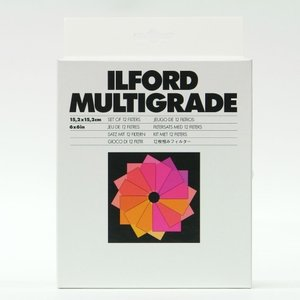 MULTIGRADE FILTER 15.2x15.2cm フィルターセット|cgc-webshop