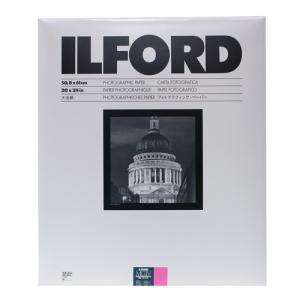 【外装不良】ILFORDPHOTO RC印画紙 マルチグレードIV RC デラックス 1M(Glossy光沢) 20x24 10枚入|cgc-webshop