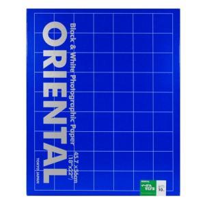 【外装不良】ORIENTAL バライタ印画紙 イーグル VCFB(光沢) 18X22 10枚入 cgc-webshop