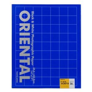 【外装不良】ORIENTAL RP印画紙 イーグルVCRP-R(半光沢) 14x17 20枚入|cgc-webshop