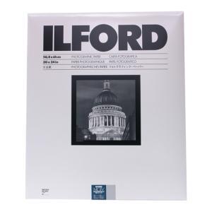【外装不良】ILFORDPHOTO RC印画紙 マルチグレードIV RC デラックス 44M(Pearl半光沢) 20x24 10枚入|cgc-webshop