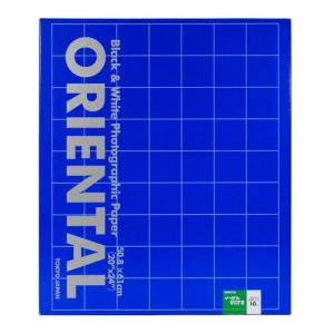 【外装不良】ORIENTAL バライタ印画紙 イーグル VCFB(光沢) 20X24 10枚入 cgc-webshop
