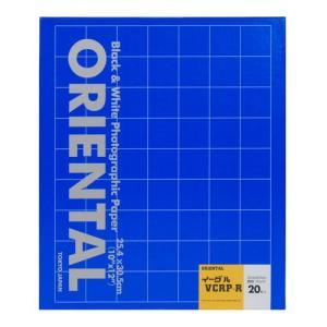 【外装不良】ORIENTAL RP印画紙 イーグルVCRP-R(半光沢) 10x12 20枚入|cgc-webshop