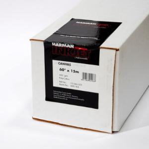 【生産終了・外装不良】HARMAN by Hahnemuhle インクジェットロール紙 HCV025 キャンバス 60inx15m|cgc-webshop