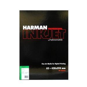 【生産終了】HARMAN by Hahnemuhle インクジェット用紙 HCT504 マットコットンテクスチャー A2 30枚入|cgc-webshop