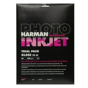 【生産終了】HARMAN PROFESSIONAL インクジェット用紙 GLOSS FB Al A4 5枚入|cgc-webshop