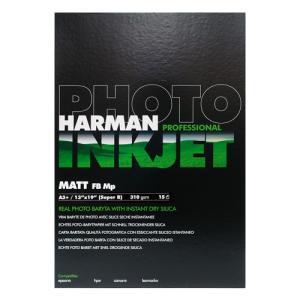 【生産終了】HARMAN PROFESSIONAL インクジェット用紙 MATT FB Mp A3+ 15枚入 cgc-webshop