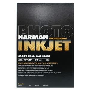 【生産終了】HARMAN PROFESSIONAL インクジェット用紙 MATT FB Mp WT A2+ 25枚入 cgc-webshop