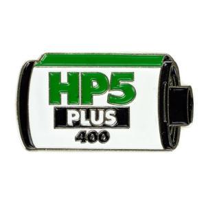 HP5PLUS ピンバッジ