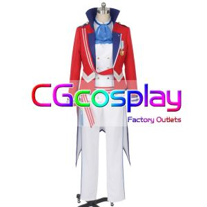 送料無料!! 激安!! B-project ビー・プロジェクト 増長 和南 コスプレ衣装|cgcos