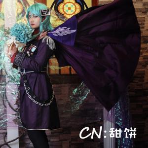 送料無料!! 激安!! BanG Dream!(バンドリ) Roselia 3th live 氷川紗夜 コスプレ衣装|cgcos