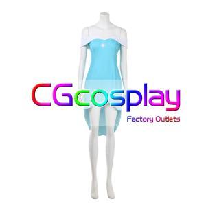 送料無料!! 激安!! アナと雪の女王 Frozen Elsa エルサ コスプレ衣装|cgcos