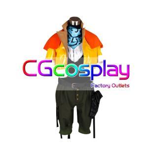 送料無料!! 激安!! FINAL FANTASY XIII ファイナルファンタジー ホープ・エストハム Hope コスプレ衣装|cgcos