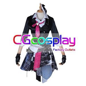 送料無料!! 激安!! THE IDOLM@STER CINDERELLA GIRLS デレステ ガールズ・イン・ザ・フロンティア 古賀小春 コスプレ衣装|cgcos