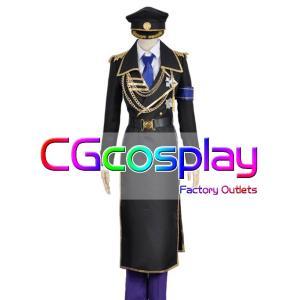 送料無料!! 激安!! K RETURN OF KINGS 宗像礼司 むなかたれいし 軍服 コスプレ衣装|cgcos