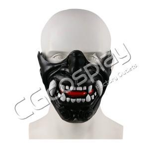 送料無料!! 激安!! ハロウィーン 般若の面 マスク 仮面 コスマスク コスプレ仮面 コスプレ衣装|cgcos