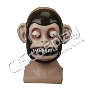 送料無料!! 激安!! ホラーマスク ホラー猿 ハロウィン 仮面 ホラーマスク  コスマスク コスプレ仮面 コスプレ衣装|cgcos