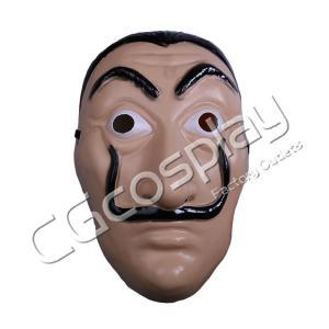 送料無料!! 激安!! ハロウィーン 仮面 ペーパー・ハウス マスク コスマスク コスプレ仮面 コスプレ衣装|cgcos