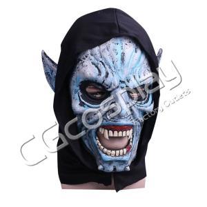 送料無料!! 激安!! ホラーマスク 怖い かぶりもの リアル ハロウィン 幽霊 モンスター コスマスク コスプレ仮面 コスプレ衣装|cgcos