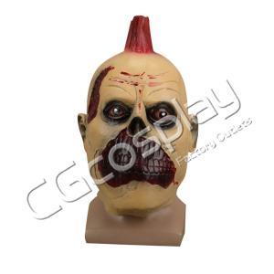 送料無料!! 激安!! ハロウィン 仮面 口裂け マスク かぶりもの ホラーマスク コスマスク コスプレ仮面 コスプレ衣装|cgcos