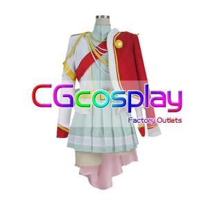 送料無料!! 激安!! 少女☆歌劇レヴュースタァライト 大場なな コスプレ衣装|cgcos