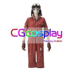 送料無料!! 激安!! IdentityV アイデンティティV 第五人格 機械技師 トレイシー・レズニック 初期衣装 コスプレ衣装|cgcos