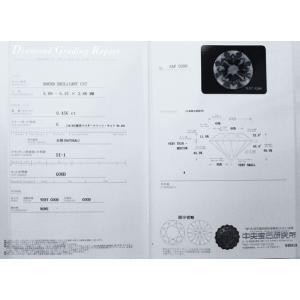 0.456ct G-SI1-GOOD プラチナダイヤモンドリング|cgf|03