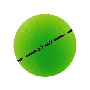 Volvik(ボルビック) ゴルフボール XT AMT VOLVIK VIVID XT AMT グリーン (1スリーブ3個) グリーン|cgrt