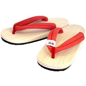 [OKURAYA] 日本製 ひのきの下駄 サンダル 足に優しい 天然素材 草履 庭下駄 つっかけ メンズ レディース 共用|cgrt