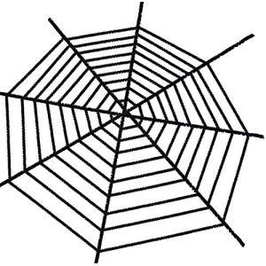 CCINEE ハロウィン飾り 蜘蛛の巣 お化け屋敷道具 巨大な蜘蛛の巣でホラー雰囲気が作れます 手芸な物です!Hallowe cgrt