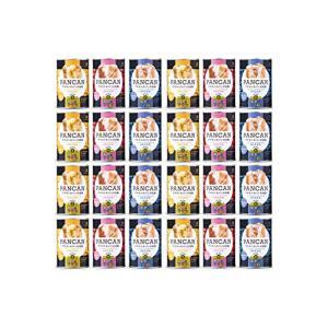 パン・アキモト PANCAN パンの缶詰め24缶セット(ブルーベリー・オレンジ・ストロベリー各8缶) cgrt