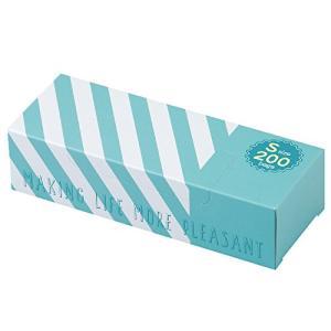驚異の防臭袋 BOS (ボス) ストライプパッケージ /ミントグリーンSサイズ200枚入 赤ちゃん用 おむつ ・ ペット う cgrt