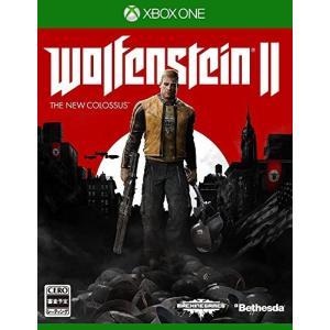 ウルフェンシュタイン 2:ザ ニューコロッサス 【CEROレーティング「Z」】 - XboxOne|cgrt