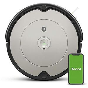 【Amazon.co.jp限定】ルンバ 692 アイロボット ロボット掃除機 WiFi対応 遠隔操作 自動充電 グレー R692060 【Alexa対応 cgrt