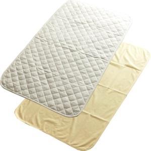 エムール ベビー 洗えるキルトパッド 防水シーツ 2点セット [Baby Product]|cgrt