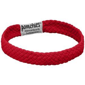 ポンチーズ Pomchies アメリカ発 ヘアバンド チアリーダーのポンポンのようなカラフルで可愛いデザイン Wide Braid|cgrt