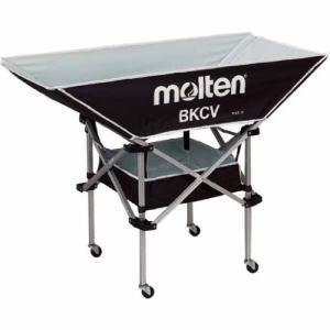 molten(モルテン) 平型軽量 ボールカゴ (BKCV用 小物収納ネット) BK黒 CVRNBK|cgrt