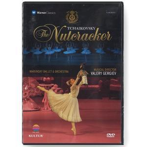 【チャコット 公式(chacott)】【DVD】「くるみ割り人形」マリインスキー劇場バレエ団 サラファーノフ