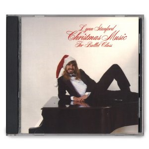 【チャコット 公式(chacott)】【CD】Christmas Music for Ballet Class Vol. 1
