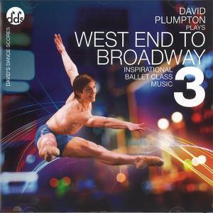 【チャコット 公式(chacott)】【CD】WEST END TO BROADWAY Vol.3