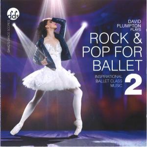 【チャコット 公式(chacott)】【CD】Rock&Pop 2[RP21]