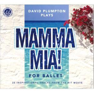 【チャコット 公式(chacott)】【CD】Mamma Mia[MM24]